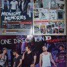 One Direction Japanese clippings / articles / pin ups #3