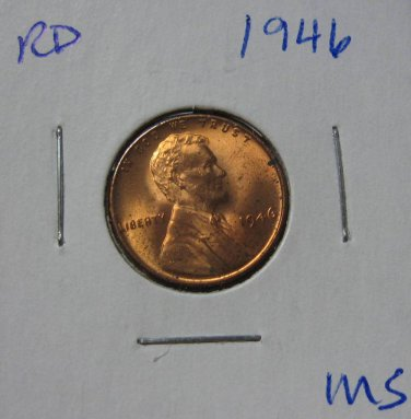 1946 Lincoln Wheat Cent, #1393