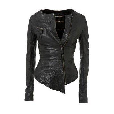 Zoom unavailable Enlarge     *NEW*E FUNK Washed Soft 100 % Lamb Leather Aim Jacket !