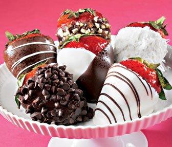 Chocolate Covered Strawberries