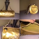 J'Adore Minicci ** gold tone** handbag/shoulderbag