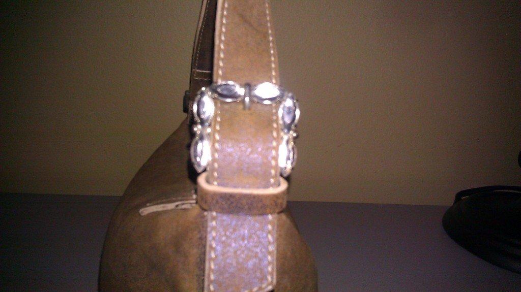 Donald J. Pliner Couture Butter Soft Leather Handbag