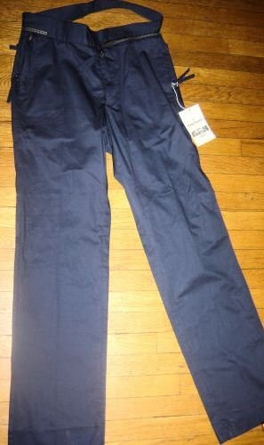 100%AUTH NWT VIVIENNE WESTWOOD MAN SLIMANE PANTS HARD TO FIND