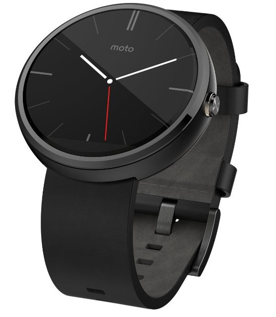 User manual for moto 360