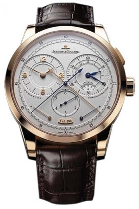 Jaeger LeCoultre: Duometre a Chronographe