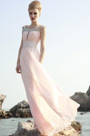 Pink Prom Dress Sexy Evening dress