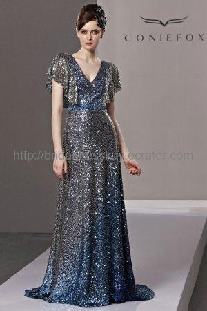 2012 Elegant Shinning Beaded Evening Dress Mother Dress