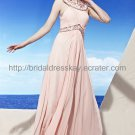New Arrival Sexy Pink Evening Dress 2012
