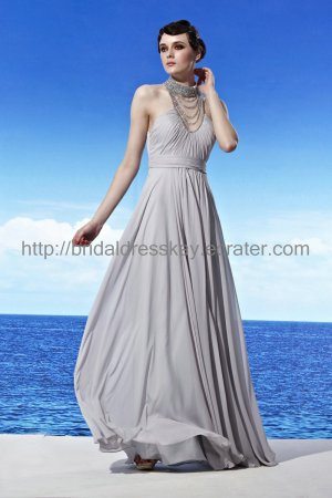 Halter Sexy Evening Dress 2012