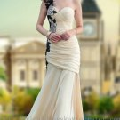 One Shoulder Sweetehart 2013 Evening Prom Dress Party Gown