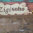 ZIGI SOHO Boots Vintage Hippie Suede Camel Womens 7 1/2