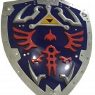 Hylian Shield of Link Legend Of Zelda Metal Full Size Adult Link's Hylian Shield