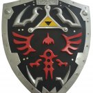 Hylian Shield of Link Legend Of Zelda Metal Full Size Adult Link's Hylian Shield COLOR BLACK