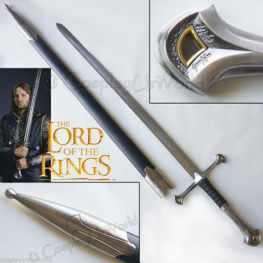 BR002 Anduril Narsil Sword from The Lord of the Rings sword