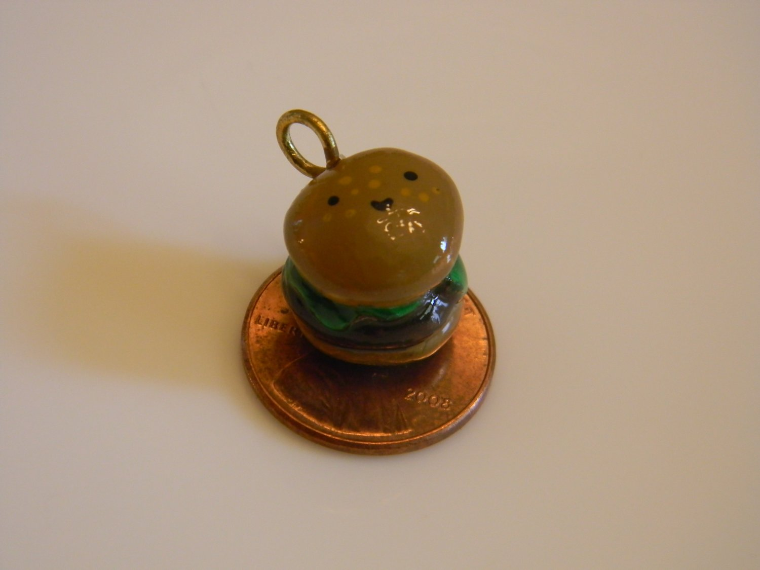 Hamburger Charm