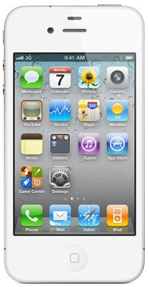 iPhone 4G 32GB (White)