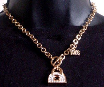 TOUS Charm Necklace