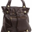 Parina Style Tote Bag, Brown  FREE Shipping
