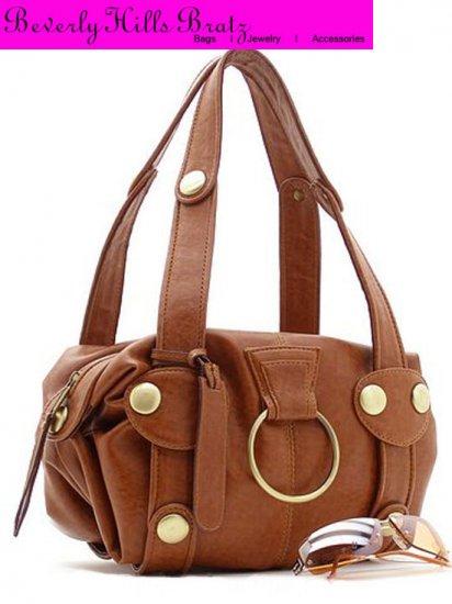 Baca Bag, Cognac  FREE Shipping