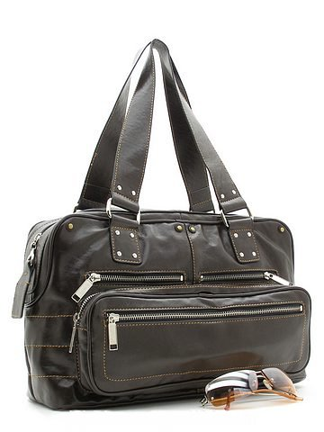 Betty Satchel, Black  FREE Shipping