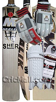 Malik Sher Amin Batting Kit