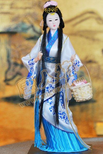 Tang Chinese Doll