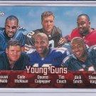 2000 TOPPS YOUNG GUNS MCNABB CULPEPPER