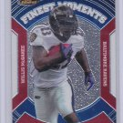 WILLIS MCGAHEE 2007 FINEST FINEST MOMENTS