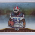 WILLIS MCAGHEE 2007 ARTIFACTS NFL FACTS