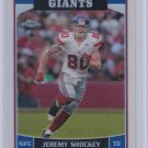 JEREMY SHOCKEY 2006 TOPPS CHROME REFRACTOR