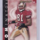 TERRELL OWENS 2000 DONRUSS DOMINATORS #/5000