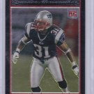 BRANDON MERRIWEATHER 2007 BOWMAN ROOKIE