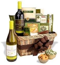Vineyard Select Wine Basket