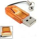 Mini Micro SD Card TF USB memory card Reader