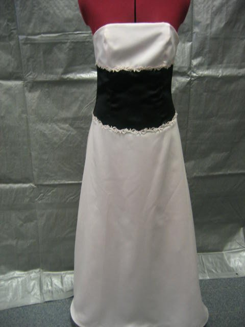Size 10 NWT CW Designs Gown (0961)