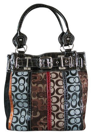 Fashion Signature Satchel