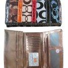 Fashion Signature Wallet