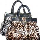 Fashion Animal Print Handbag