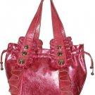 Top Zip Handbag