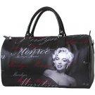Licensed Marilyn Monroe Overnight Bag