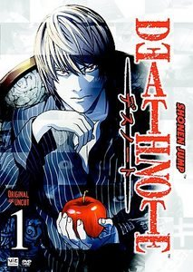 Death Note - Vol. 1 (DVD, 2007, Uncut)