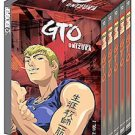 GTO: Great Teacher Onizuka - First Semester (DVD, 2003, 5-Disc Set)