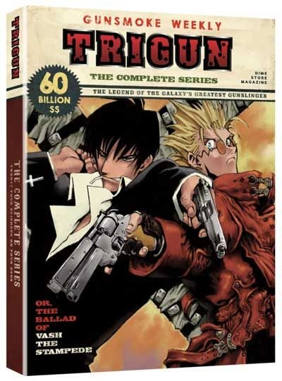 Trigun: Complete Collection (DVD Box Set)