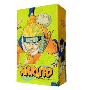Naruto Box Set (Vol.s 1-27)