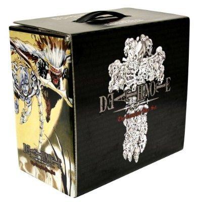 Death Note Box Set (Vol.s 1-13)