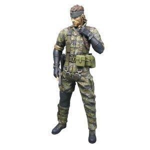 Metal Gear Solid 3 Snake Tiger Camo
