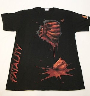 Mortal Kombat T-shits
