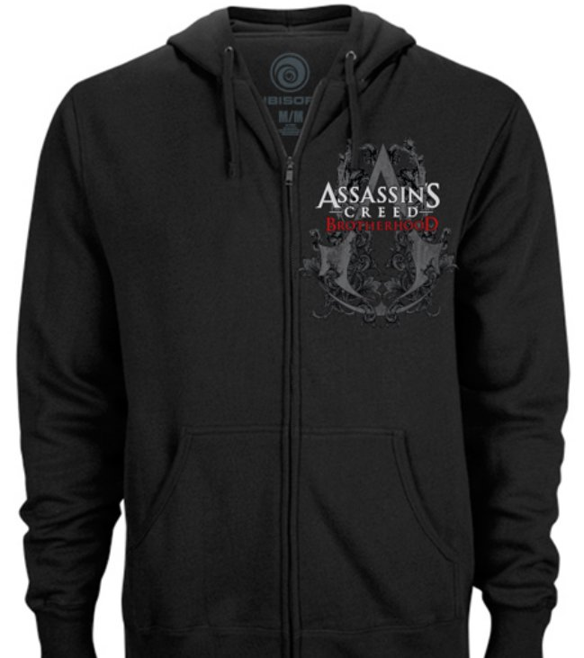 Assassin's Cred Brotherhood Hoodie