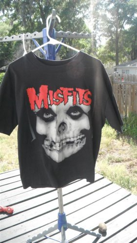 [2] Misfits T-Shirts, Brand New, Both Size XL