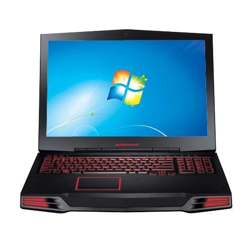 """Dell Alienware 17"""" Intel Core i7-740QM Laptop"""